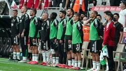 Beşiktaş'ın kıskandıran kadro genişliği