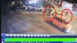 Ankara'da, taksi durağında kardeşine silahla saldırdı