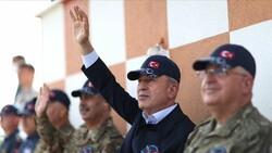 Hulusi Akar: Temennimiz Ermenistan'ın ateşkese uyması