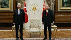 Cumhurbaşkanı Erdoğan'dan Volkan Bozkır'a tebrik