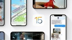 iOS 15'in ne zaman yayınlanacağı belli oldu