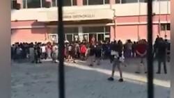 Antalya'da öğrencilerini tehdit eden müdür yardımcısı açığa alındı