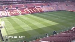 Galatasaray'ın stadındaki muhteşem değişim