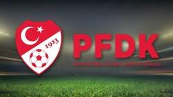 PFDK'dan Alanyaspor ve Trabzonspor'a para cezası