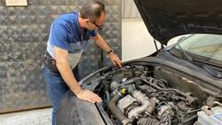 Üsküdar'da aldığı aracın önü benzinli arkası dizel çıktı