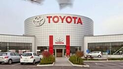 Toyota, parça sorunu nedeniyle 27 üretim bandını durduracak