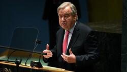Antonio Guterres: Milyonlar açken milyarderler uzaya gidiyor