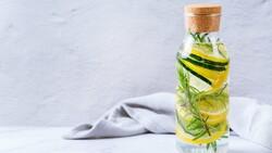Limonlu salatalık suyunun 10 inanılmaz faydası