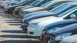 İkinci el otomobiller, 7 aydır satılmayı bekliyor