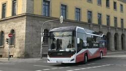 Otokar'ın elektrikli otobüsü Almanya'da tanıtıldı