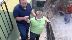 Gaziantep'te Prader Willi sendromlu küçük Mustafa, yardım bekliyor