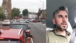İngiltere'de benzin kuyruğunda bekleyen Türk'ün isyanı