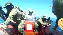 KKTC ile yapılan Akdeniz Fırtınası Tatbikatı tamamlandı