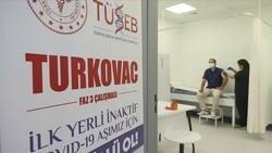 Kayseri'de TURKOVAC aşısı için gönüllü olun çağrısı yapıldı
