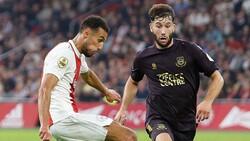 Ajax, Groningen'e şans tanımadı