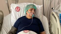 Ankara'da aşısız yoğun bakım hastasının pişmanlığı