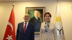 Temel Karamollaoğlu ve Meral Akşener'den ortak açıklama