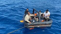 Aydın'da Yunanların ölüme terk ettiği 60 göçmen kurtarıldı