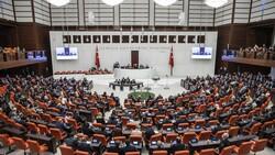 Paris Anlaşması, Meclis Başkanlığı'na sunuldu