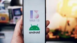 MIUI 13 güncellemesi kasımda geliyor