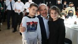 Süleyman Soylu, Bursa'da yetim ve öksüz çocuklarla buluştu