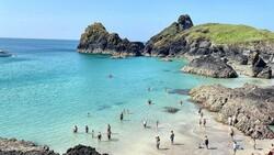 Yerli ve yabancı turistlerin uğrak yeri: Cornwall