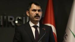 Murat Kurum: Türkiye mekansal strateji planımızı tamamlıyoruz