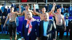 Mevlüt Çavuşoğlu, Manisa'da yağlı güreş programına katıldı