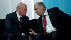 Cumhurbaşkanı Erdoğan'dan Devlet Bahçeli'ye taziye telefonu