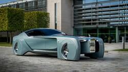 Rolls-Royce, 2030'dan itibaran sadece elektrikli araç üretecek