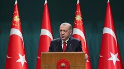 Cumhurbaşkanı Erdoğan, Ankara'nın başkent oluşunun yıl dönümünü kutladı