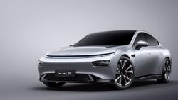 Tesla'nın Çinli rakibi Xpeng, 100 bininci otomobilini üretti