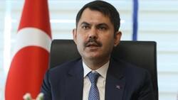 Murat Kurum: Türkiye iklim değişikliğiyle mücadelede en önemli aktör olacak