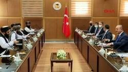Mevlüt Çavuşoğlu'ndan Taliban görüşmesine ilişkin açıklama