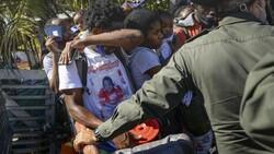 Kolombiya'da kaçak göçmenlerin salı devrildi: 1'i bebek 4 ölü