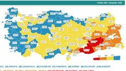 14 Ekim Türkiye'nin korona tablosu
