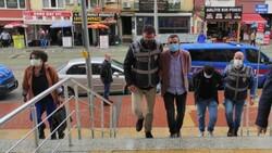 Kocaeli'de, kuyumcuları dolandıran 2 kişi tutuklandı