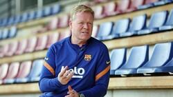 Ronald Koeman: Messi daha iyi olmalı