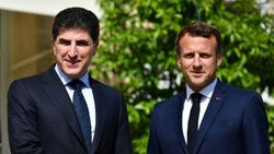 IKBY Meclisinden Fransa'nın Erbil Başkonsolosluğuna destek ziyareti
