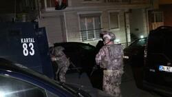 İstanbul'da terör operasyonları