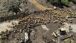 El Salvador'da heyelan: 7 ölü 35 kayıp