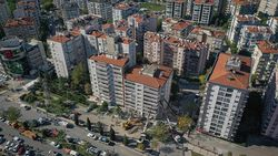 İzmir depreminin adından DASK'tan 55 milyon liralık ödeme