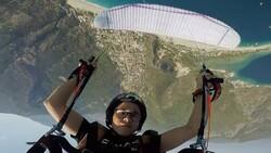 Antalya'da en genç akrobasi pilotu destek bekliyor