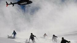 Kaçkarlar'da yapılacak helikopterle kayak sporu, Rize'yi hareketlendirdi