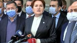 Meral Akşener emekli amirallerin bildirisini değerlendirdi
