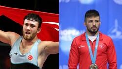 Milli güreşçiler Avrupa Şampiyonası'na iyi başladı