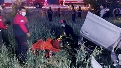 Denizli'de kaza: 2 Ukraynalı öldü