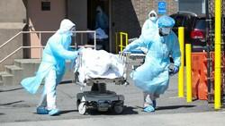 ABD'de koronavirüs salgınında ölenlerin sayısı 586 bine yaklaştı
