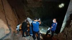 Kocaeli'de inşaat alanında toprak kaydı, 5 katlı bina boşaltıldı