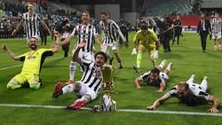 Juventus İtalya Kupası'nı kazandı
